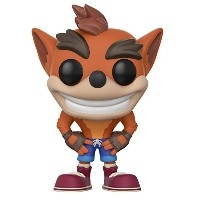 Funko - Figurine Crash Bandicoot - Crash Bandicoot Pop 10cm - 0889698256537