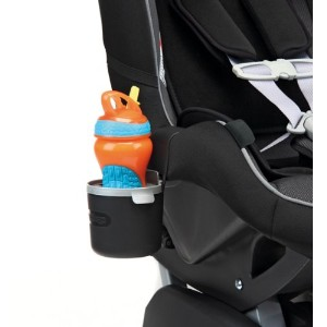Peg Perego Convertible Cup Holder, Charcoal by Peg Perego