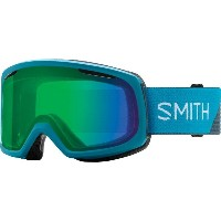 スミス レディース スキー・スノーボード ゴーグル【Riot ChromaPop Goggles with Bonus Lens】Mineral Split/Chromapop Everyday...