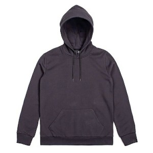 Brixton Basic Fleece Pullover Hoodie Washed Black L パーカー