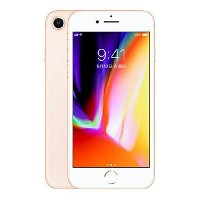 【中古】【安心保証】 SoftBank iPhone8[64GB] ゴールド
