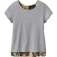 Legendary Whitetails Ladies Melody Petal Back Top