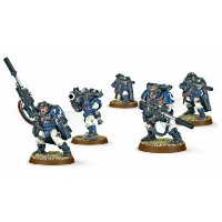 WARHAMMER SPACE MARINE SCOUTS WITH SNIPER RIFLES[Games Workshop]《発売済・在庫品》