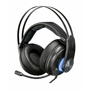 TRUST GAMING GXT 383 Dion 7.1 Bass Vibration Headset(正規保証品) 22055