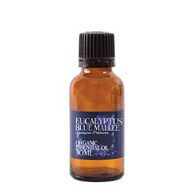 Mystic Moments | Eucalyptus Blue Mallee Organic Essential Oil - 30ml - 100% Pure