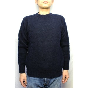 ピーターバランス Peter BlanceSHAGGY CREWNECK PULLOVER シャギードッグ セーター (COLOR : Dark Navy)【05P03Sep16】