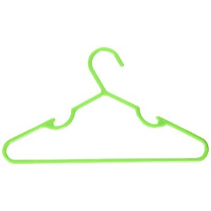 Delta Children Infant & Toddler Hangers, Lime by Delta Children