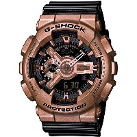 [カシオ]CASIO 腕時計 G-SHOCK Crazy Gold  GA-110GD-9B2JF メンズ