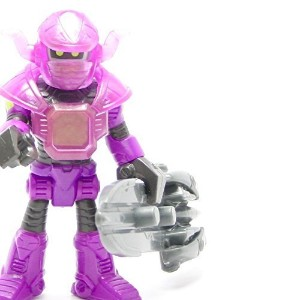 Fisher-Price Imaginext Collectible Figures Series 4 - Space Robot with Rocket Surfboard [並行輸入品]