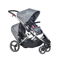 phil&teds Voyager buggy Gray Marlフィルアンドテッズボイジャー グレー