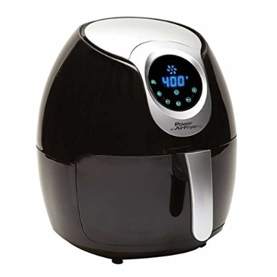 Power Air Fryer XL (5.3 QT, Black) by Power Air Fryer XL