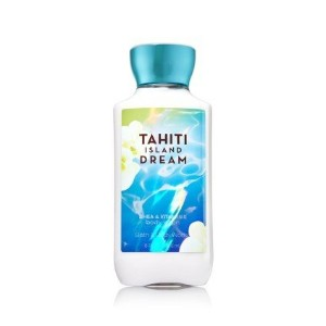 Bath & Body Works Shea & Vitamin E Lotion Tahiti Island Dream 8oz by bath & body works tahiti...