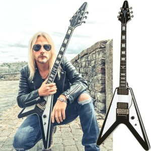 Epiphone by Gibson Limited Edition Richie Faulkner Flying-V Custom 【数量限定エピフォン・アクセサリーパック・プレゼント】
