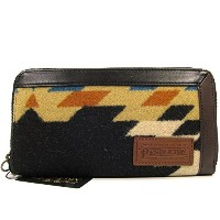 PENDLETON (ペンドルトン)PENDLETON FABRIC WALLET Color:BLACK-1