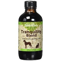 Animal Essentials Tranquility Blend Glycerine Based Pet Dog Cat Herbal Blend 4z