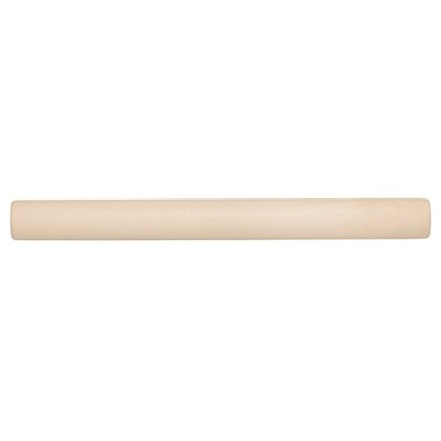 (30cm x 7cm) - Mrs. Anderson's Baking Wooden Bakers Rolling Pin, 50cm by 5.1cm