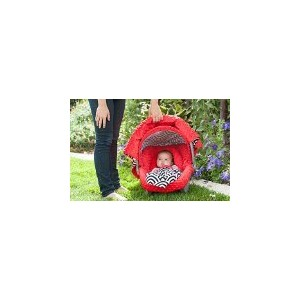 Carseat Canopy Whole Caboodle - Solomon by Carseat Canopy