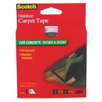 3M COMPANY CT3010 1-3/8x40'Out Carp Tape by 3M
