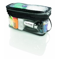 Travel Smart by Conair Transparent Sundry Kit by Conair