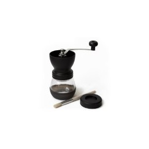 Tanors Manual Ceramic Burr Coffee Grinder Mill by Tanors
