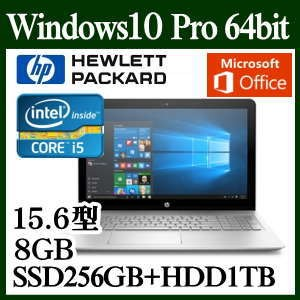 ★HP ENVY Notebook 15-as102TU ノートパソコンOffice H&Business Premium プラス Office 365 Y4F64PA-AAOT Windows...