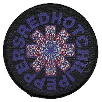 RED HOT CHILI PEPPERS・レッド ホット チリ ペッパーズ・TOTEM 刺繍パッチ ワッペン【RCP】【コンビニ受取対応商品】