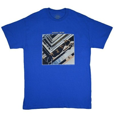 THE BEATLES ビートルズ The Blue Album 1967-1970 Tシャツ