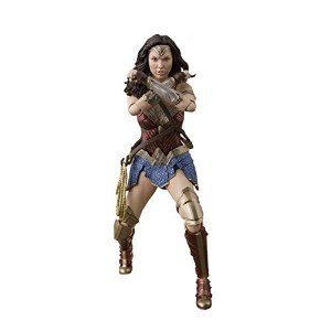 S.H.フィギュアーツ ワンダーウーマン(JUSTICE LEAGUE) 約150mm ABS&PVC製 塗装済み可動フィギュア