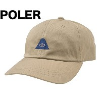 Poler Cyclops Dad Hat Cap Khaki キャップ 並行輸入品
