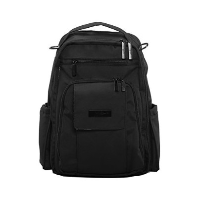 ju-ju-beオニキスコレクションBe Right Back Backpack Diaperバッグ ブラック 15BP01X BLO