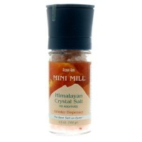 海外直送品Aloha Bay Mini Mill Salt with Grinder, Grinder 3.5 oz (Pack of 2)