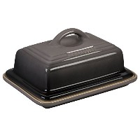 Le Creuset Heritage Stoneware Butter Dish ,オイスター