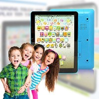 Wireless Pro? Children's Multimedia Learning Toy Tablet Styled Device with Music Sounds Numbers...