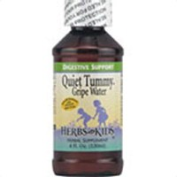Herbs For Kids Quiet Tummy Gripe Water - 4 fl oz