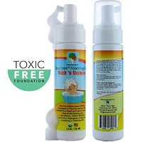 Certified ToxicFreeテつョ Foaming Baby Wash N' Shampoo. Guaranteed to Be 100% Free of any Chemicals,...