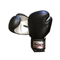 Woldorf USA Boxing Bag Gloves in Vinyl 10ozブラック