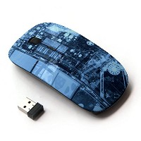 KOOLmouse [ ワイヤレスマウス 2.4Ghz 無線光学式マウス ] [ Electronics Pcb Hdd X Ray Pc ]