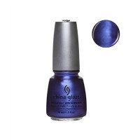 CHINA GLAZE Nail Lacquer - Bohemian Collection - Want My Bawdy (並行輸入品)