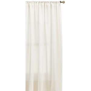 Thermasheer Weathershield Insulated薄手パネル 95 by 50-Inch ホワイト 70736-117 - 50 x 95White