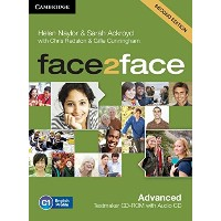 face2face. Testmaker CD-ROM + Audio-CD. Advanced. 2nd Edition