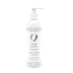 Baja Baby Nourishing Body Lotion Night Night Lavender Scent -FAMILY SIZE WITH PUMP - 12 fl oz - NEW...