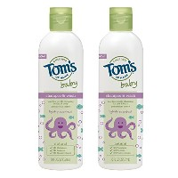 Tom's of Maine Natural Baby Shampoo and Wash, Lightly Scented, 10 Ounce by Tom's of Maine