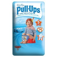 Huggiesツョ Pull-Upsツョ Boy Size 5 11-18kg, 24-40lbs 14 Potty Training Pants - 6 x 14s