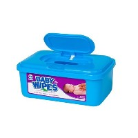 Royal Scented Baby Wipes, Package of 80 by Royal