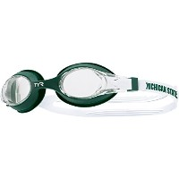 NCAA Michigan State Spartans Swimpleゴーグル