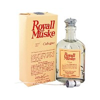 Royall Muske By Royall Fragrances For Men. Aftershave Lotion Cologne Spray 4 Ounces