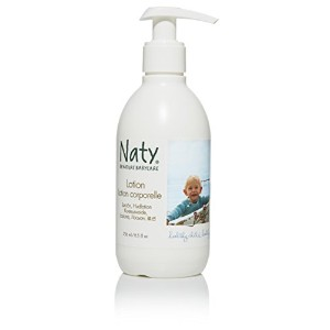 Naty Eco Lotion, 8.5 Ounce Pump by Naty by Nature Babycare