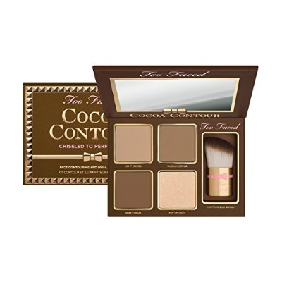 Too Faced Cocoa Contour Chiseled To PerfectionToo Faced トゥフェイス ココアコンターキット 並行輸入品