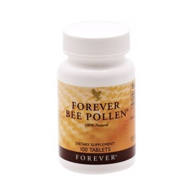 Forever Bee Pollen 100% Natural 100 tablets by Forever Bee Pollen