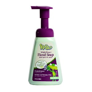 Kandoo BrightFoam Hand Soap, Magic Melon Scent, 8.4 Fluid Ounce by Kandoo